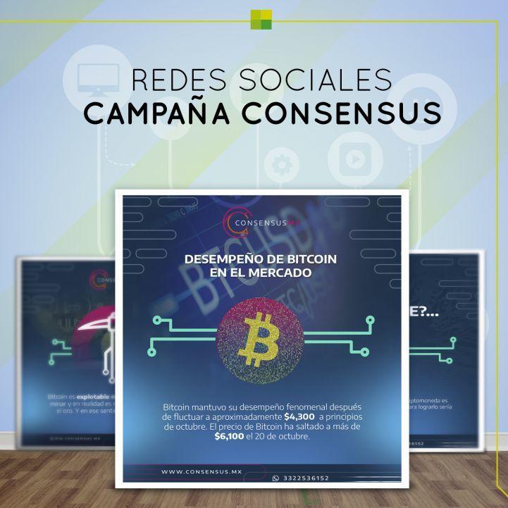 Campaña Agencia Consensus Informativa