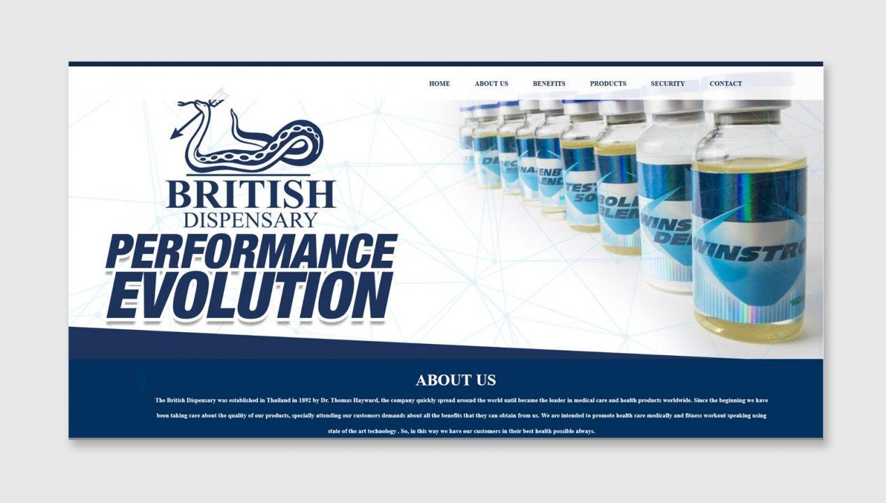 The British Dispensary