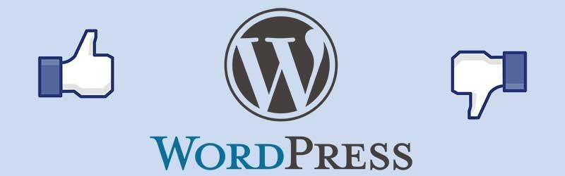 Desventajas usar Plantillas Word Press para tu pagina web