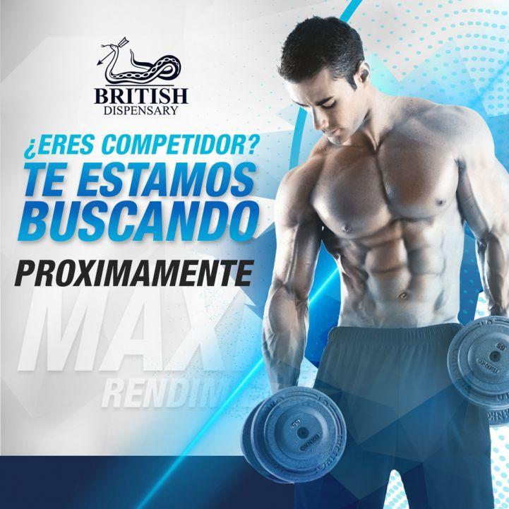 Campaña de reclutamiento deportivo - BRITISH