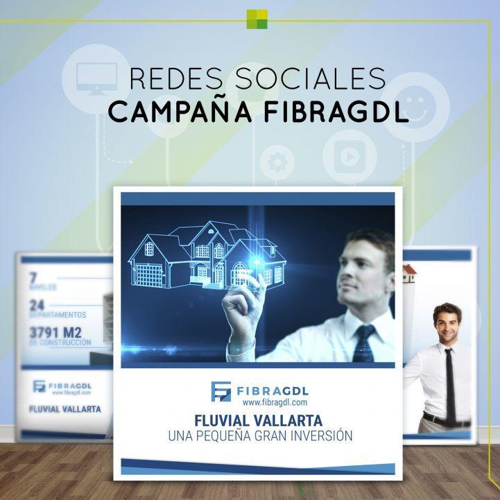 Campaña Bienes Raíces FIBRAGDL