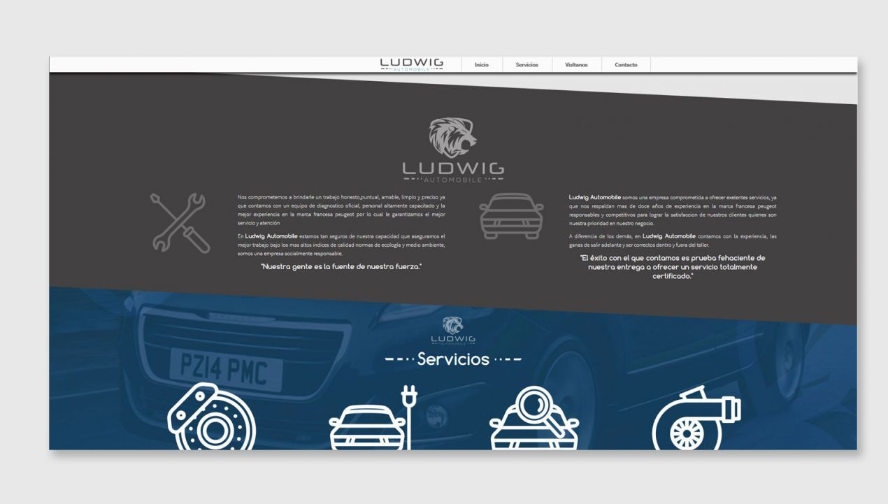 Ludwig Automobile