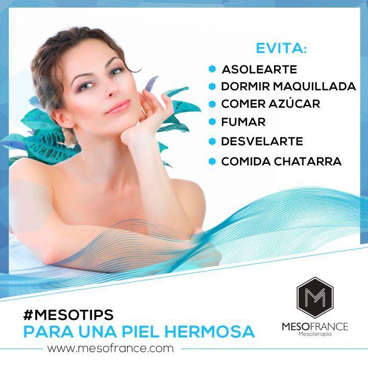 Campaña informativa de belleza y salud - MESOFRANCE