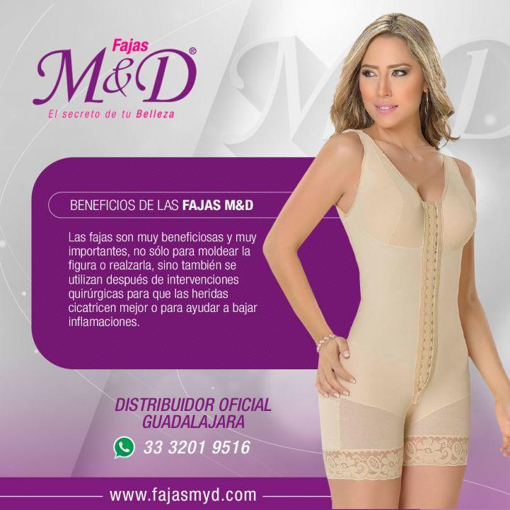 Campaña de lanzamiento - FAJAS M&D
