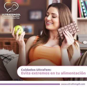 Campaña informativa sobre el embarazo - ULTRAFEM