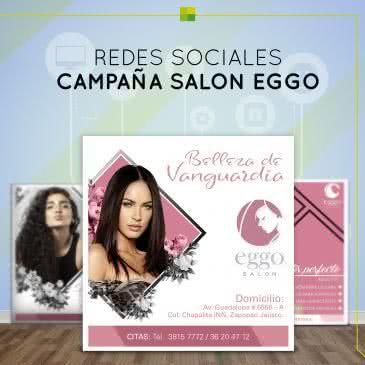 Campaña Salon Eggo