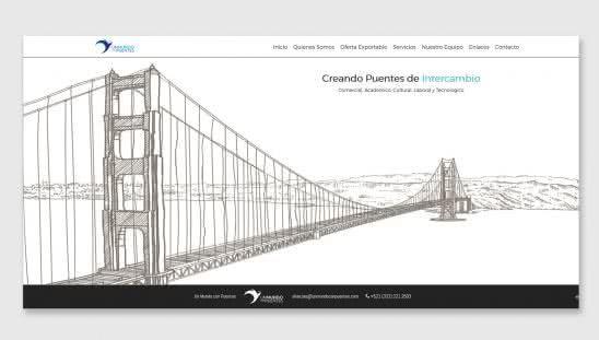Un mundo con puentes