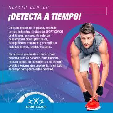 Campaña de Orientación deportiva SPORT COACH
